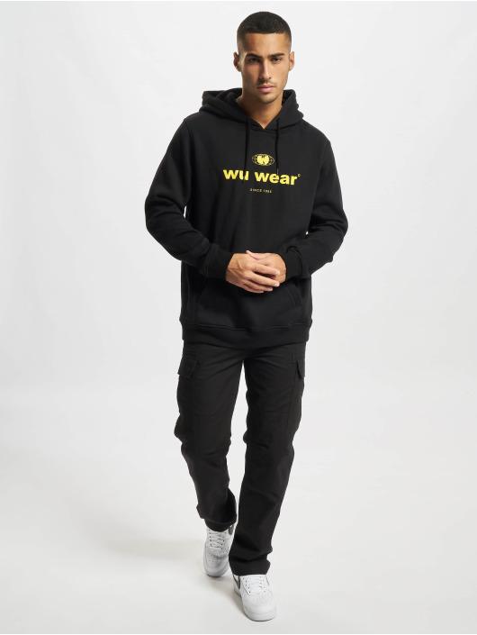 Wu-Tang Hoodie Since 1995 svart