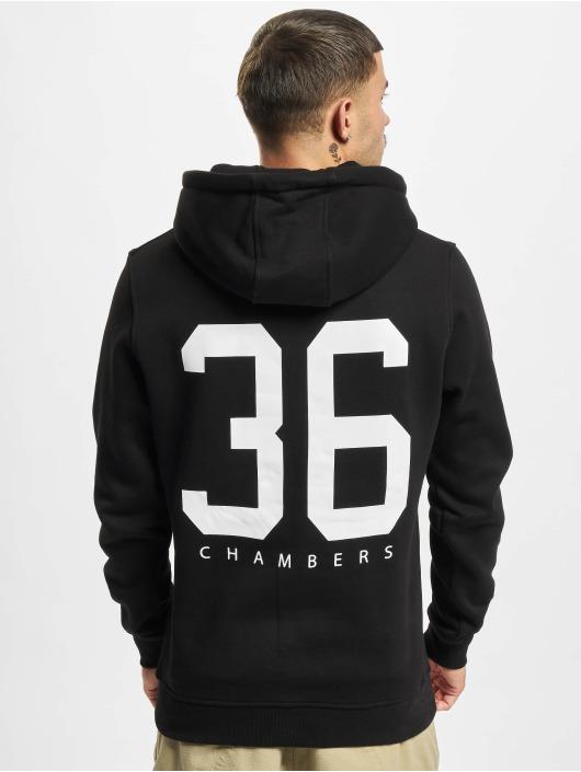 Wu-Tang Hoodies 36 Chambers čern
