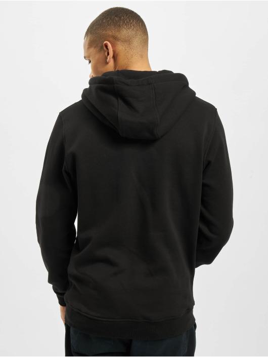 Wu-Tang Hoody Logo schwarz