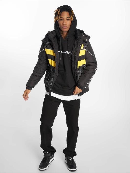 Wu-Tang Puffer Jacket Puffer schwarz
