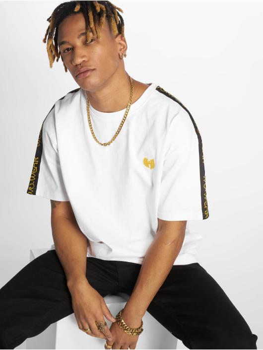 Wu-Tang T-Shirt Sidetape white