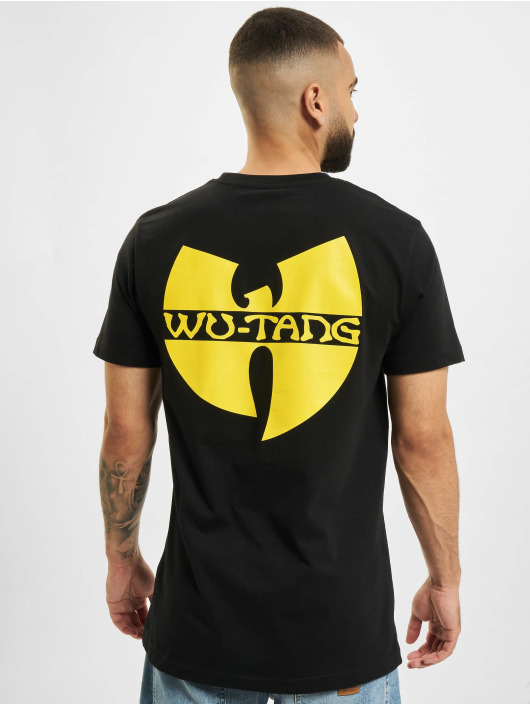 Wu-Tang Tričká Front-Back èierna