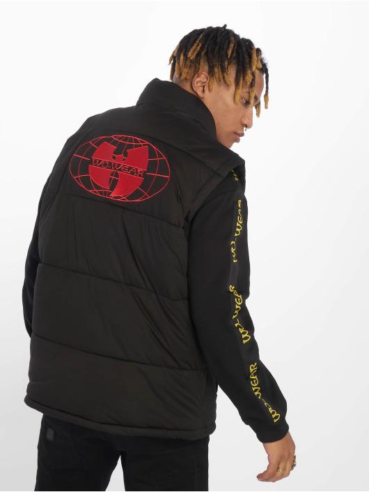 Wu-Tang Vest Puffer black