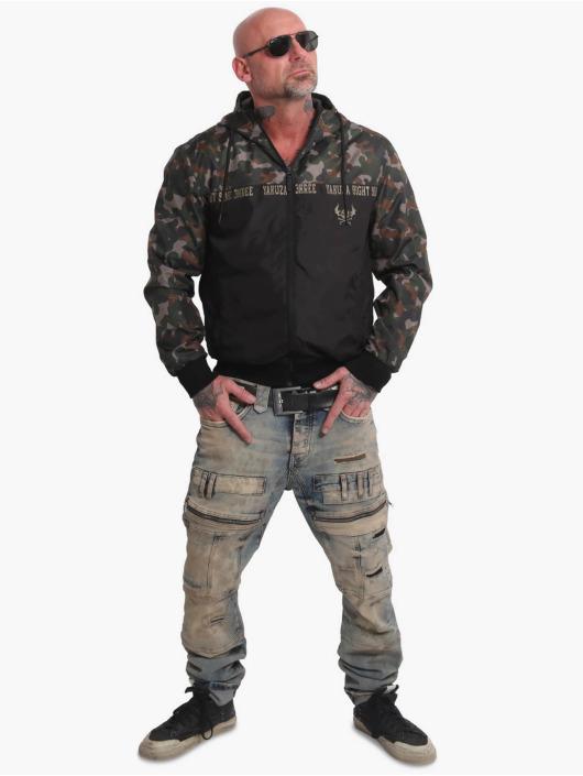 Yakuza Демисезонная куртка Tactical Skull камуфляж