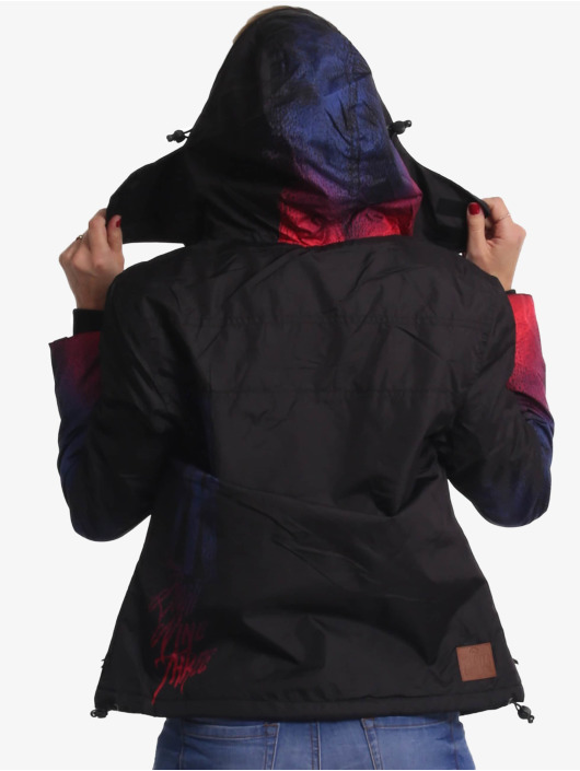 Yakuza Демисезонная куртка Reptile черный