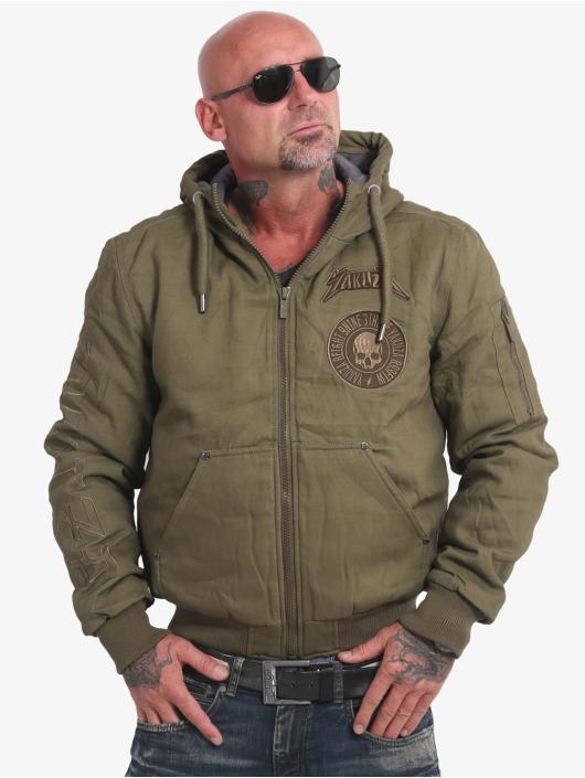 Yakuza Зимняя куртка Rookie оливковый