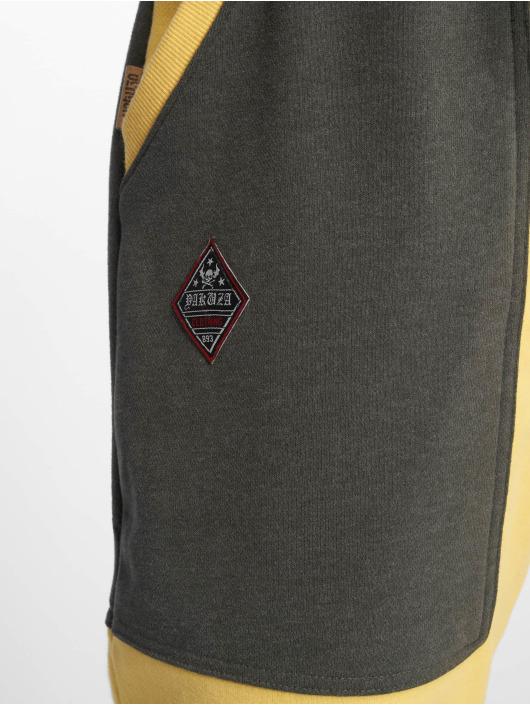 Yakuza Спортивные брюки Imperator Two Face желтый