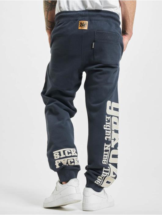 Yakuza Спортивные брюки SF App синий