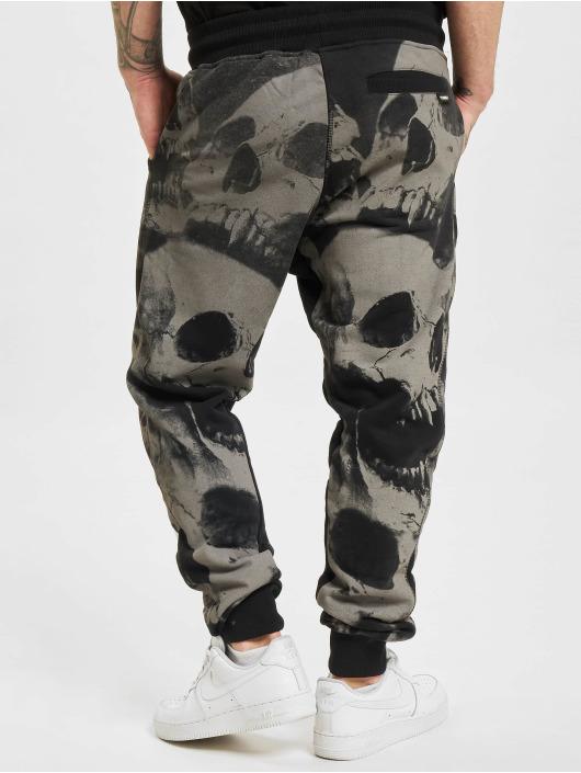 Yakuza Спортивные брюки Skull V02 черный
