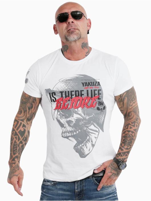 Yakuza Футболка Life Before белый