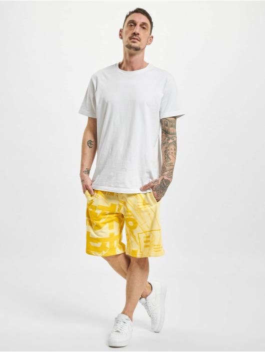 Yakuza Шорты Nippon Stylez желтый