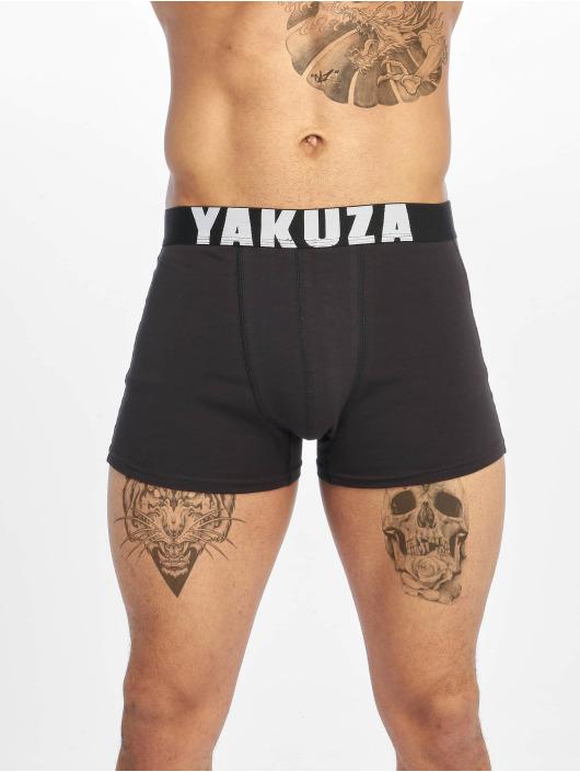 Yakuza  Shorts boxeros Rookie negro
