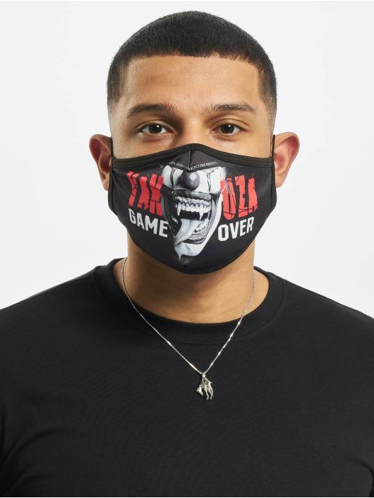 Yakuza Autres Game Over noir