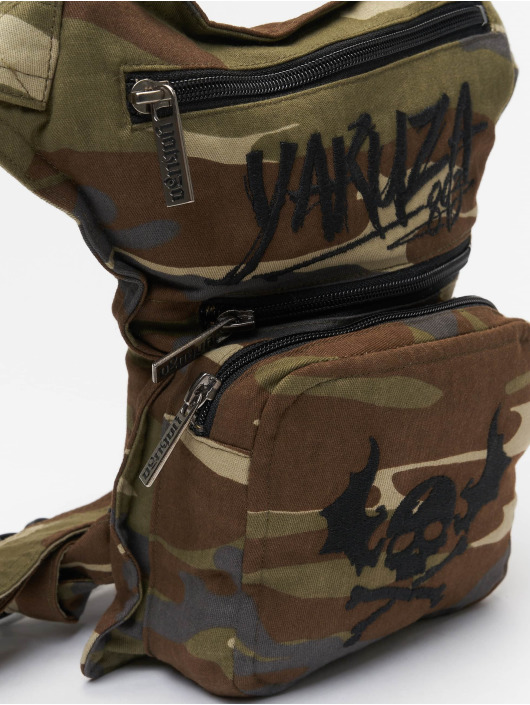 Yakuza Bag Rookie Hip camouflage