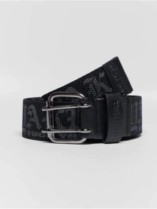 Yakuza Belts Daily Canvas svart