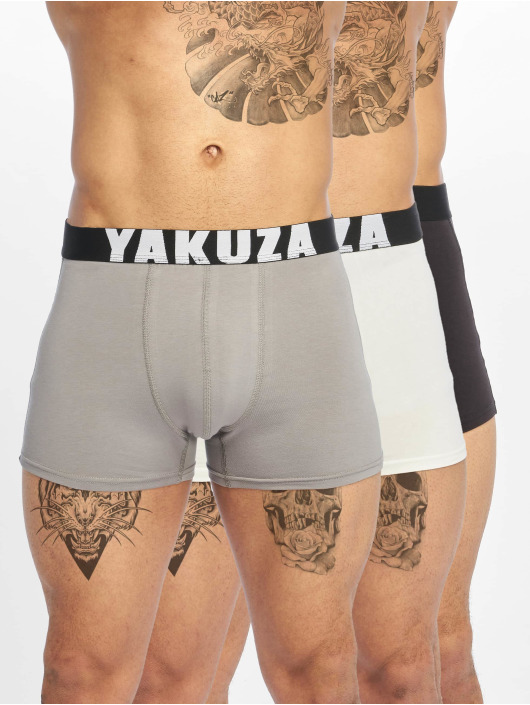 Yakuza Boksershorts Rookie svart