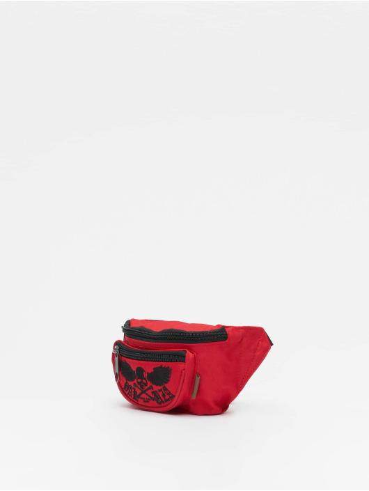Yakuza Bolso Fyling Skull rojo