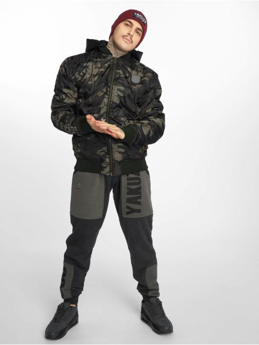 Yakuza Bomber Rookie camouflage