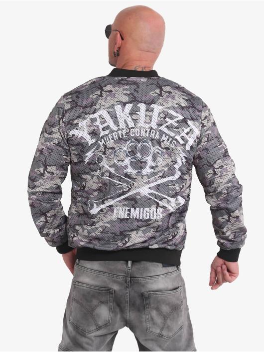 Yakuza Bomber Muerte Mesh camouflage