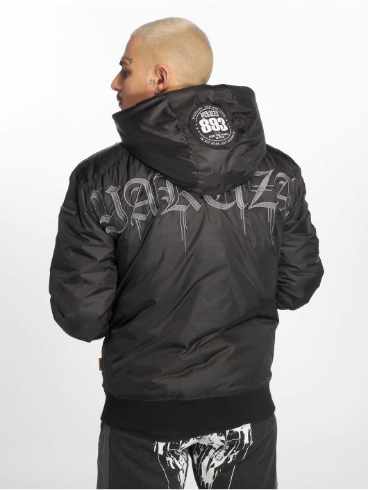 Yakuza Bomber jacket Rookie black