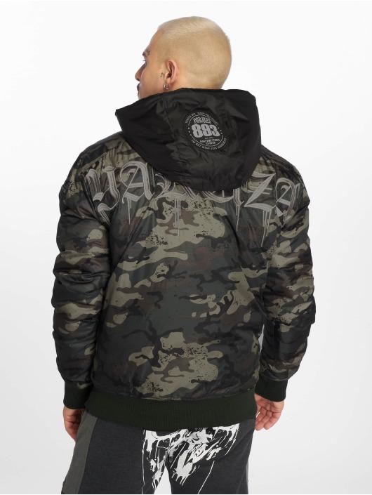 Yakuza Bomberjacke Rookie camouflage