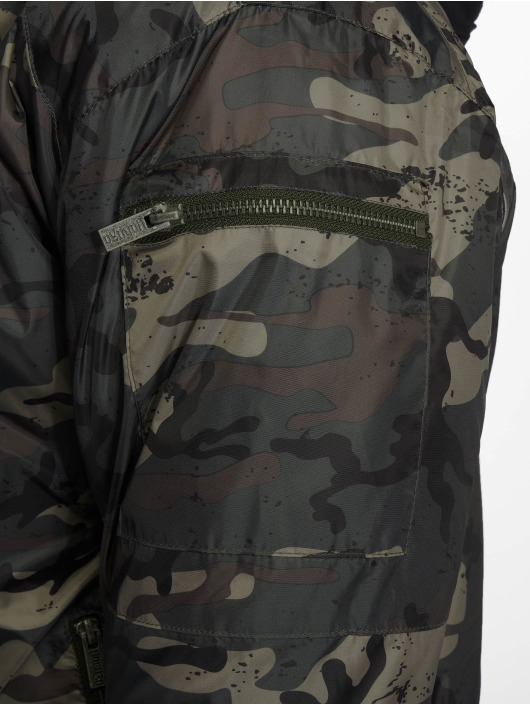 Yakuza Bomberjakke Rookie camouflage