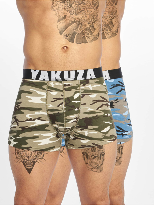 Yakuza Boxer Rookie mimetico