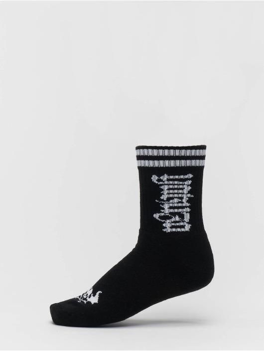 Yakuza Calcetines Urban Sockx Double negro