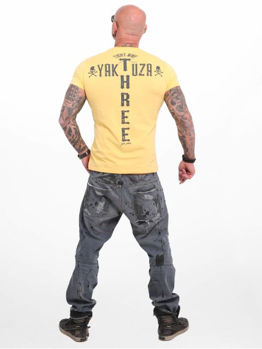 Yakuza Camiseta Good Cock amarillo
