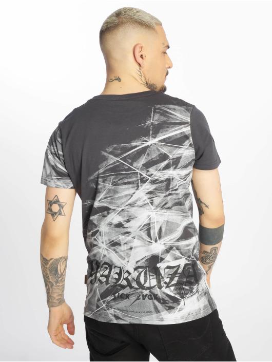 Yakuza Camiseta Cyber Death gris