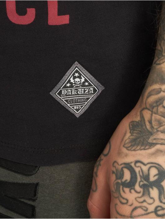 Yakuza Camiseta Xray negro