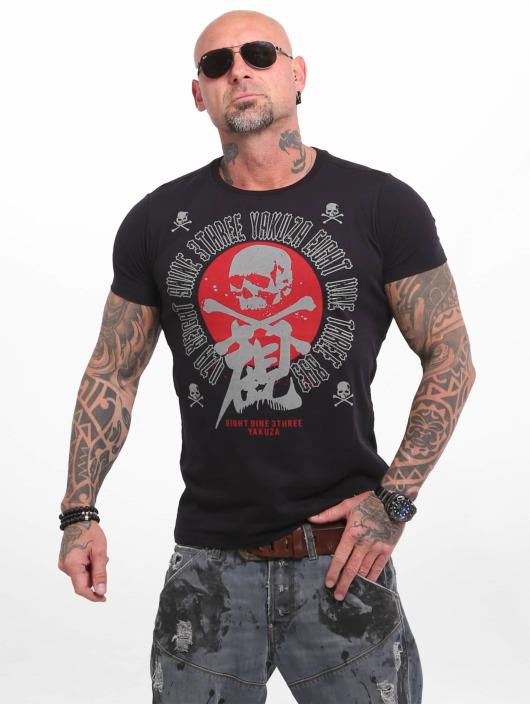 Yakuza Camiseta Nippon negro