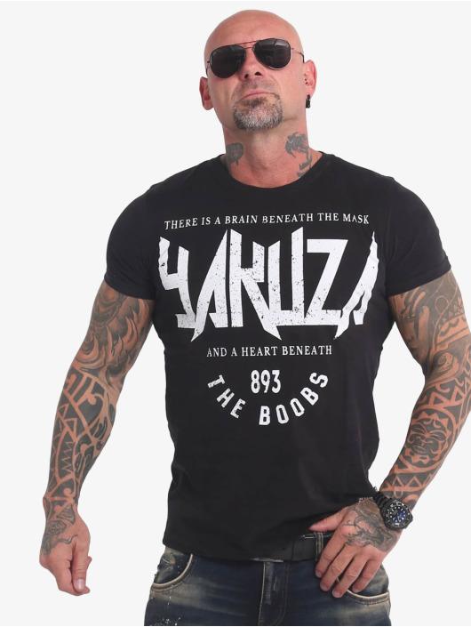Yakuza Camiseta Boobs negro