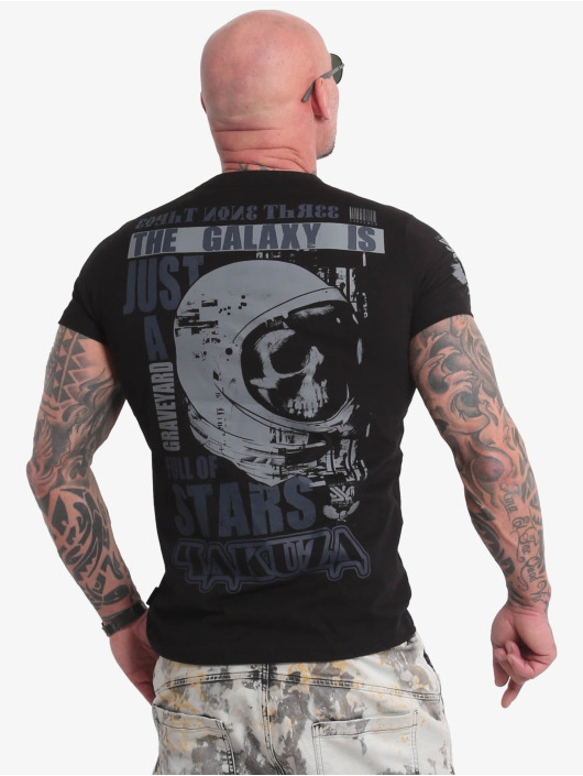 Yakuza Camiseta Galaxy negro