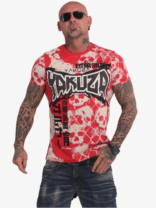 Yakuza Camiseta Killing Fields rojo