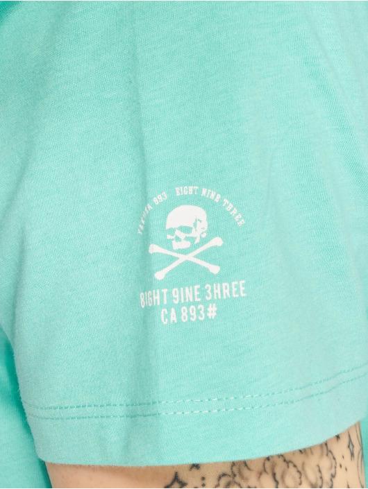 Yakuza Camiseta Own Head turquesa