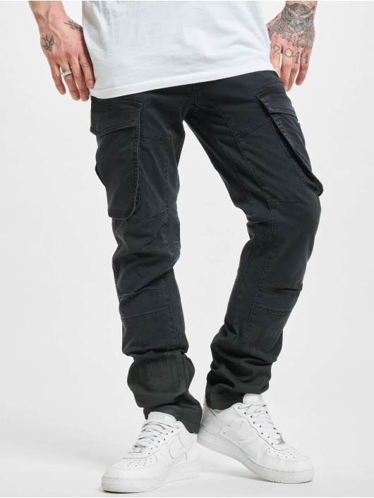 Yakuza Cargo pants Splatter black