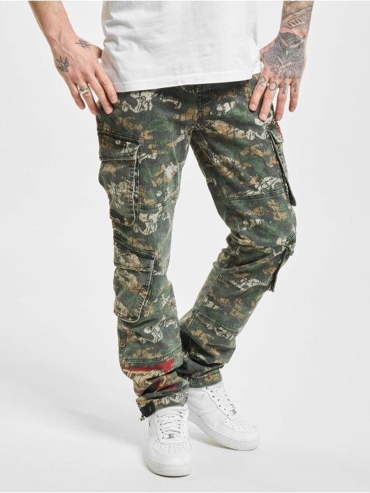 Yakuza Cargo pants Toxin camouflage