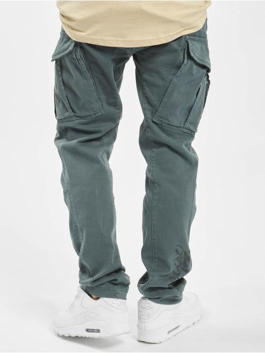 Yakuza Cargo pants El Bastardo grå
