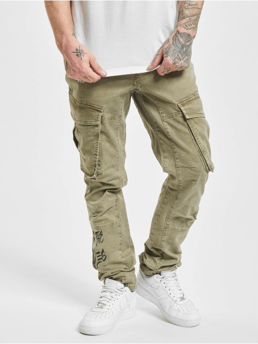 Yakuza Cargo pants Rules green