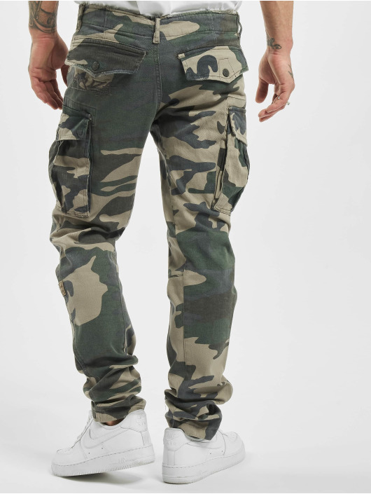 Yakuza Cargo pants Survivor kamouflage
