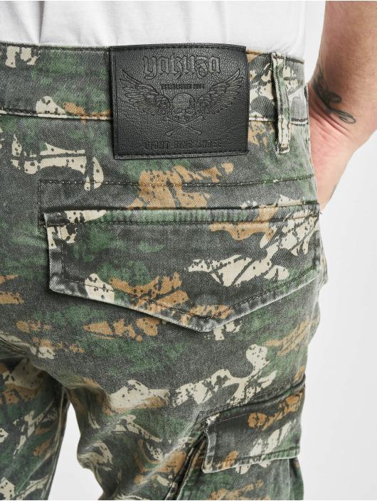 Yakuza Cargohose Toxin camouflage