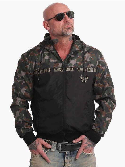 Yakuza Chaqueta de entretiempo Tactical Skull camuflaje