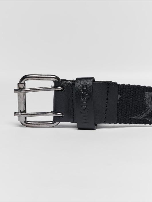 Yakuza Cinturón Rookie Canvas negro