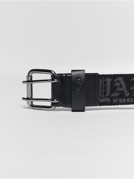 Yakuza Cinturón Daily Canvas negro