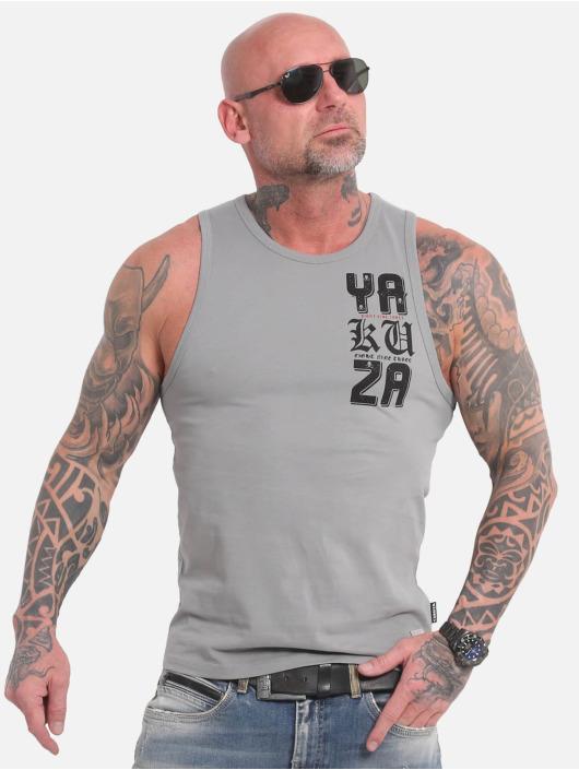 Yakuza Débardeur 3level gris