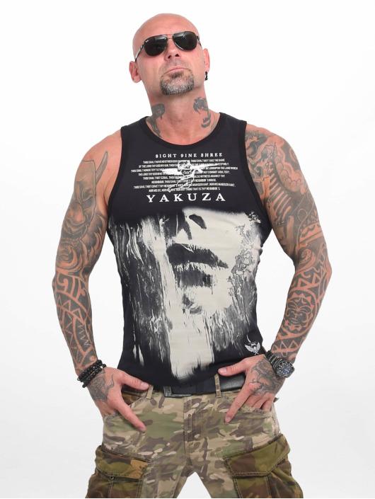 Yakuza Débardeur Armed Angel noir