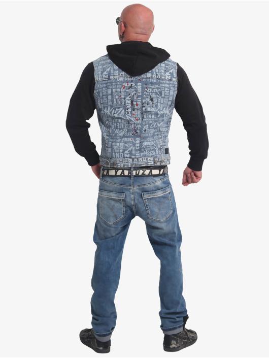 Yakuza Denim Jacket 893World blue