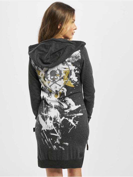 Yakuza Dress Crow Lite black