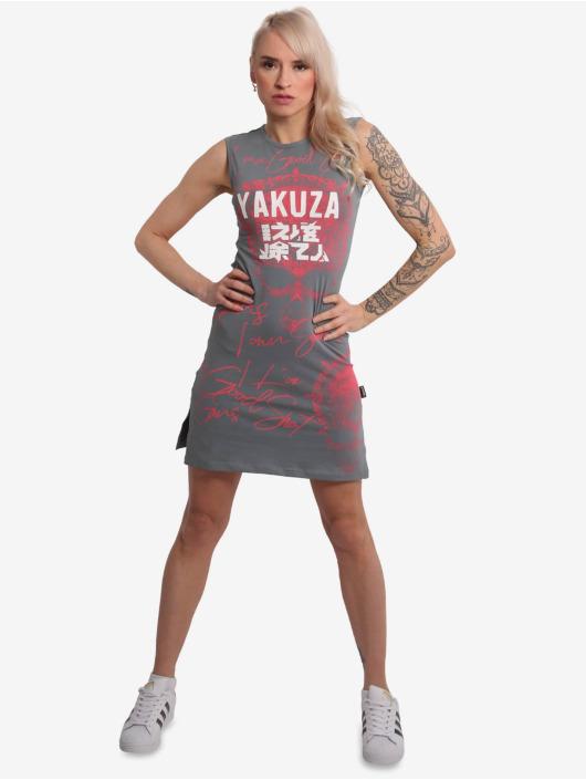 Yakuza Dress Good Shoot Slash Mini grey